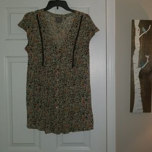 Anthropologie * Top or Dress *